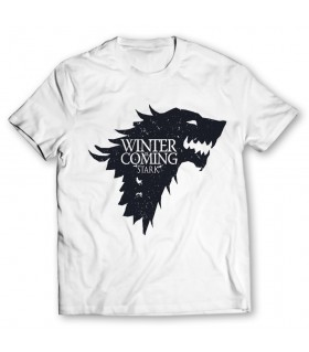 Stark printed graphic t-shirt