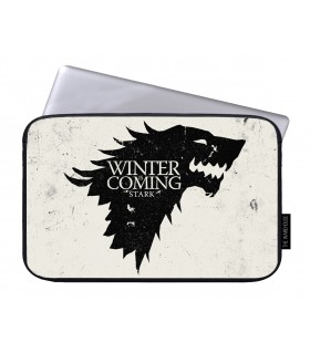 Stark printed laptop sleeves