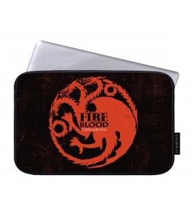 Targaryen printed laptop sleeves