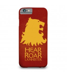 Lannister printed mobile cover