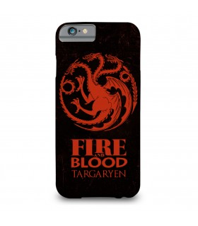 Targaryen printed mobile cover
