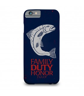 Tully printed mobile cover