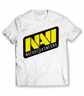Navi printed graphic t-shirt