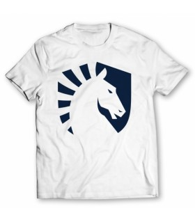 Team liquid printed graphic t-shirt
