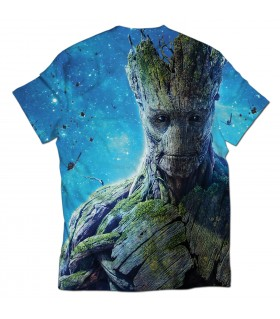 groot all over printed t-shirt