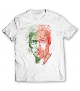 Imran khan printed graphic t-shirt