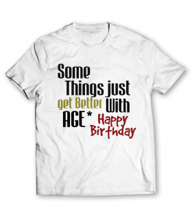 some things printed graphic-t-shirt