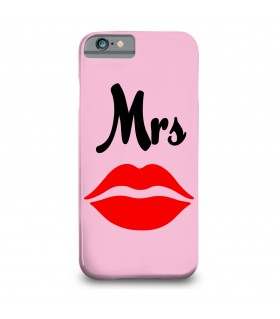 mrs printed mobile cover