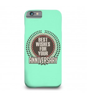 anniversary printed mobile cover
