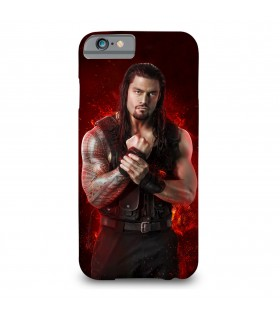 roman reigns printed mobile cover