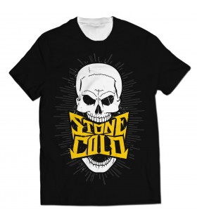 stone cold all over printed t-shirt