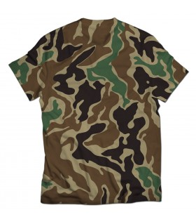 army soldier all over printed t-shirt
