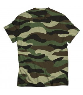 i love pak army all over printed t-shirt
