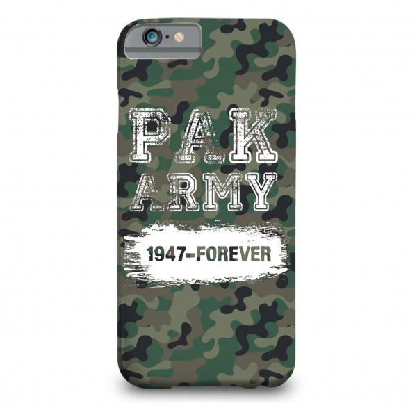 Pak Army 1947 Printed Mobile Cover