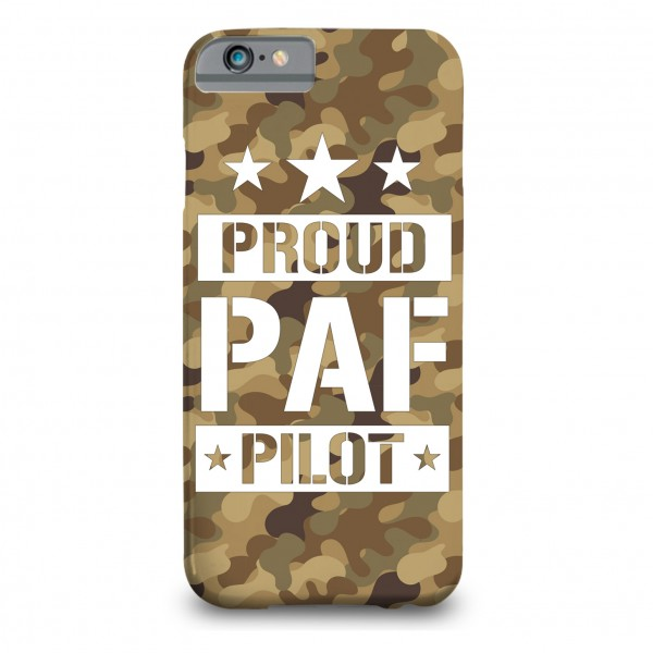 Proud Paf Printed Mobile Cover