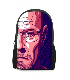 breaking bad printed backpacks