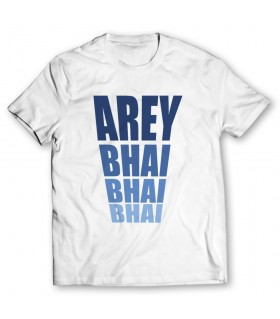 arey bhai printed graphic t-shirt