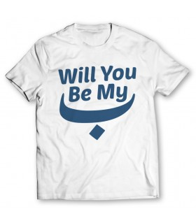 my bae printed graphic t-shirt