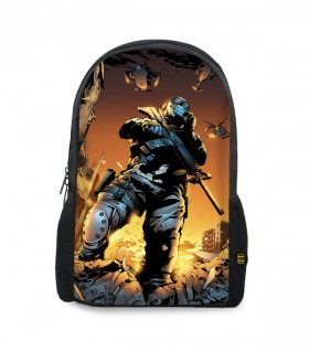 call of duty modern warfare printed backpacks