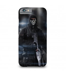 call of duty modern warfare printed mobile cover