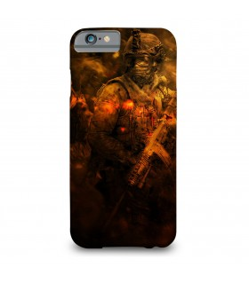call of duty printed mobile cover