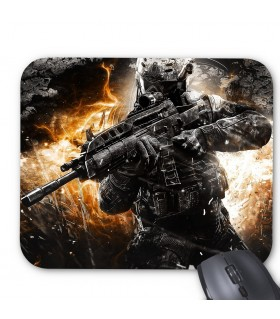 call of duty printed mouse pad
