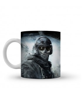 call of duty modern warfare printed mug