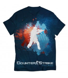 CSGO all over printed t-shirt