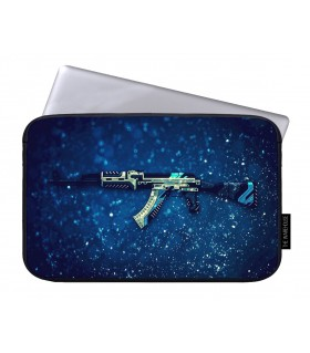 AK47 Vulcan printed laptop sleeves