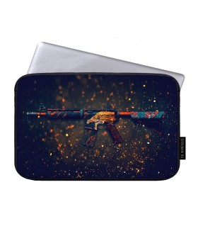 M4A4 Howl printed laptop sleeves