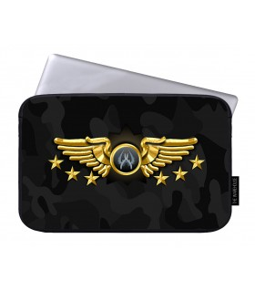 Supreme Master First Class printed laptop sleeves
