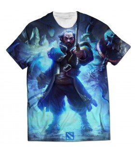Kunkka all over printed t-shirt