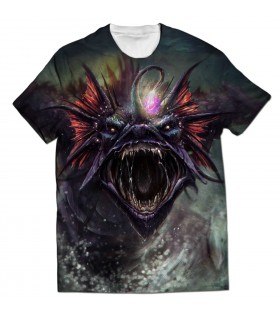 Slardar art all over printed t-shirt