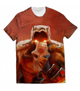 Juggernaut art all over printed t-shirt