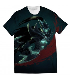 Phantom assassin all over printed t-shirt