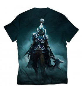 Phantom Assassin warrior all over printed t-shirt