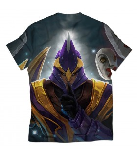 Silencer all over printed t-shirt
