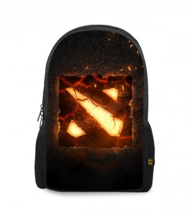 dota 2 printed backpacks