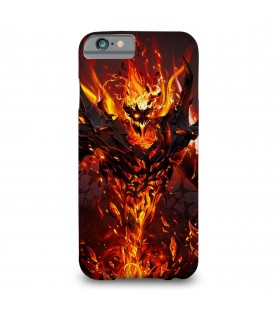 Shadow Fiend printed mobile cover