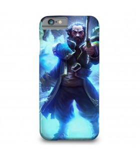 Kunkka printed mobile cover