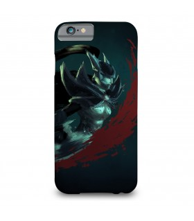 Phantom assassin printed mobile cover