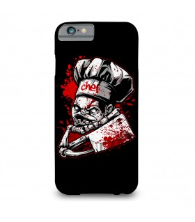 Chef Pudge printed mobile cover