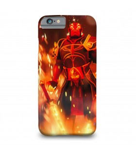 Ember Spirit printed mobile cover