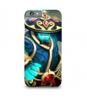 Storm Spirit printed mobile cover