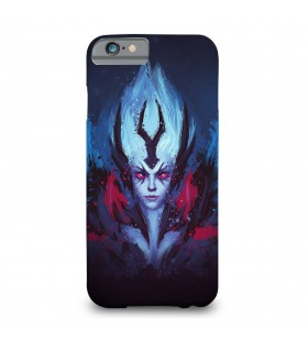 Vengeful spirit printed mobile cover