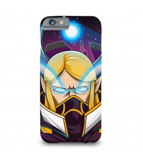 invoker printed mobile cover