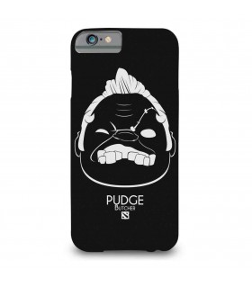 pudge printed mobile cover