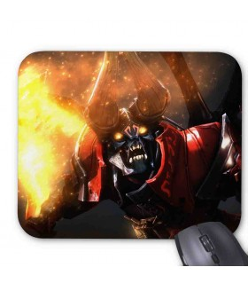 Doom printed mouse pad
