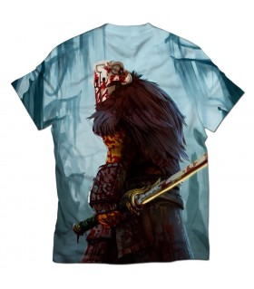 Juggernaut all over printed t-shirt