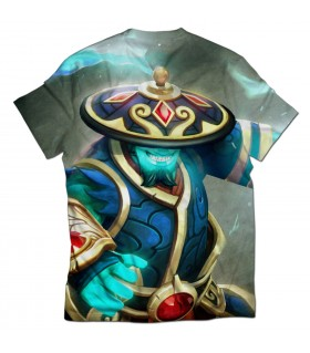 Storm Spirit all over printed t-shirt